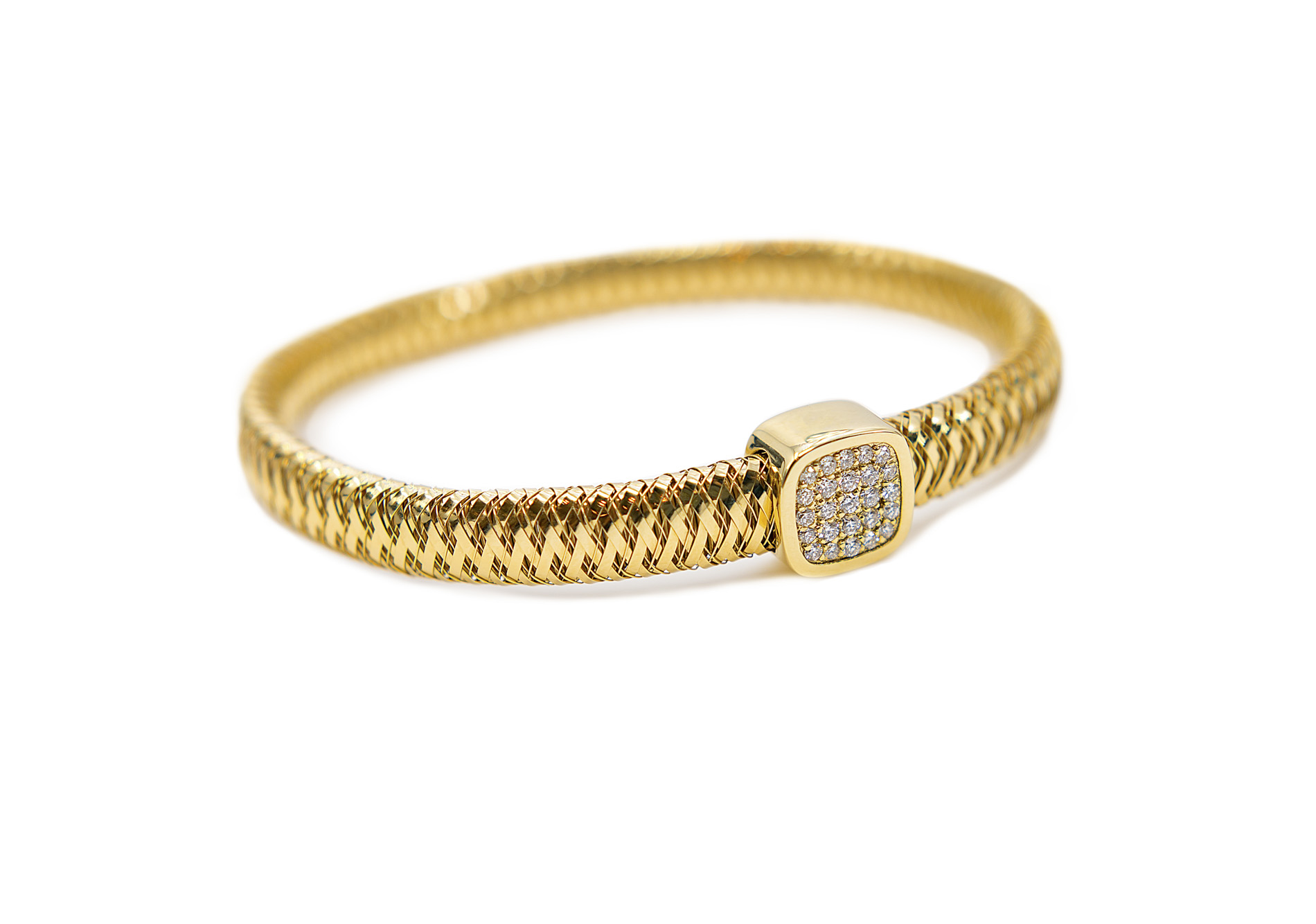18k Yellow Gold Roberto Coin Bracelet